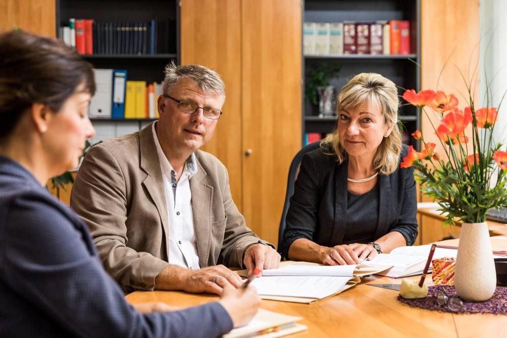 Unser Anwaltsteam in Dresden